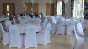 Hall ready for a celebration
